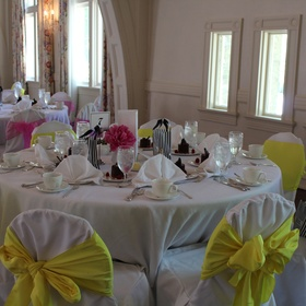 Ballroom Decorations